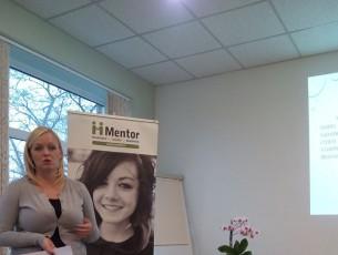 """Informatīvais seminārs sadarbībā ar """"Mentor Latvia"""""""
